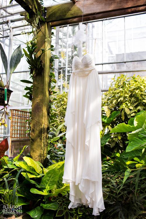 Zibby John Botanical Gardens Wedding Alison Church Photography