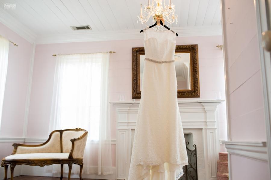 Hazlehurst House Wedding 01
